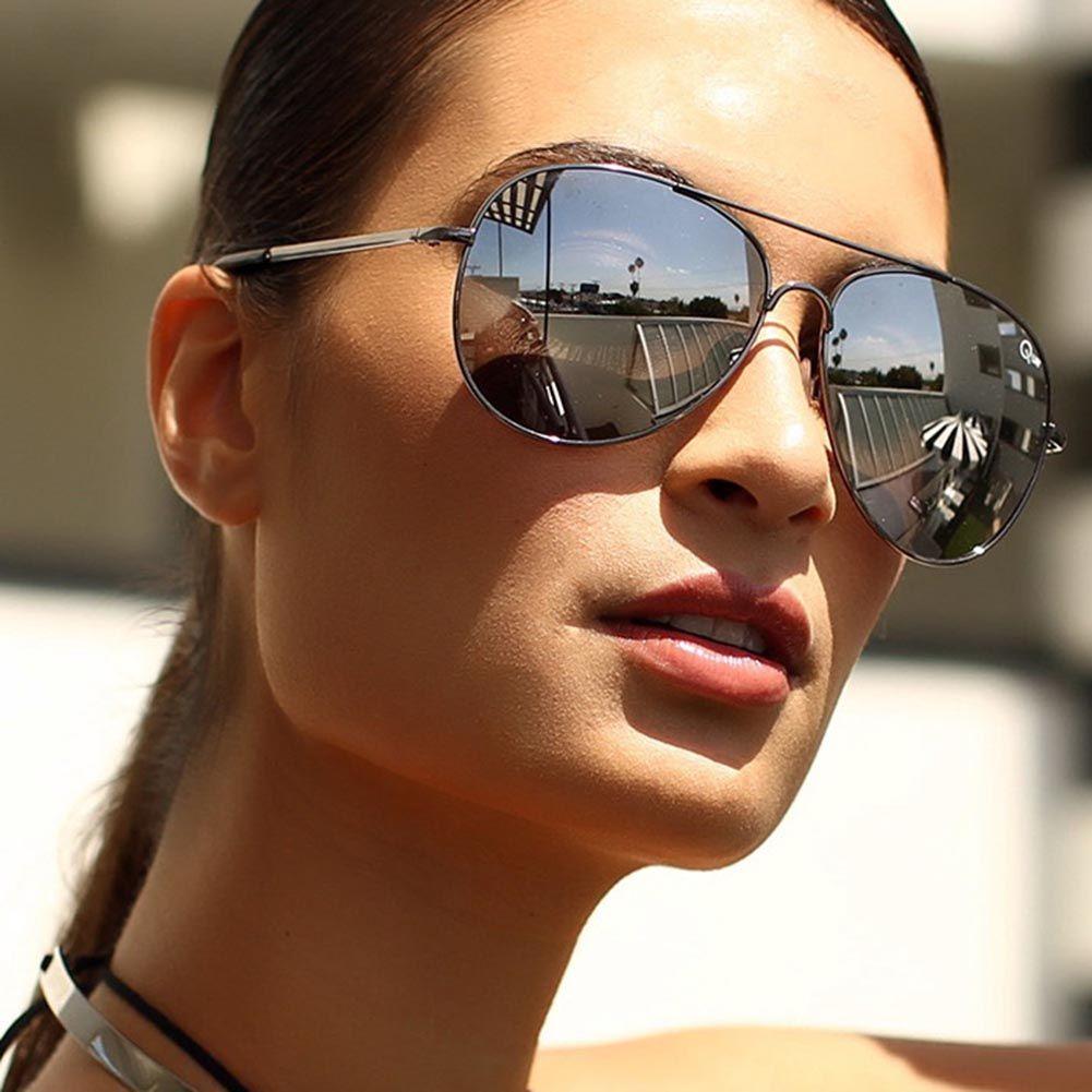 3ba4d860327 Quay Black Vivienne Sunglasses