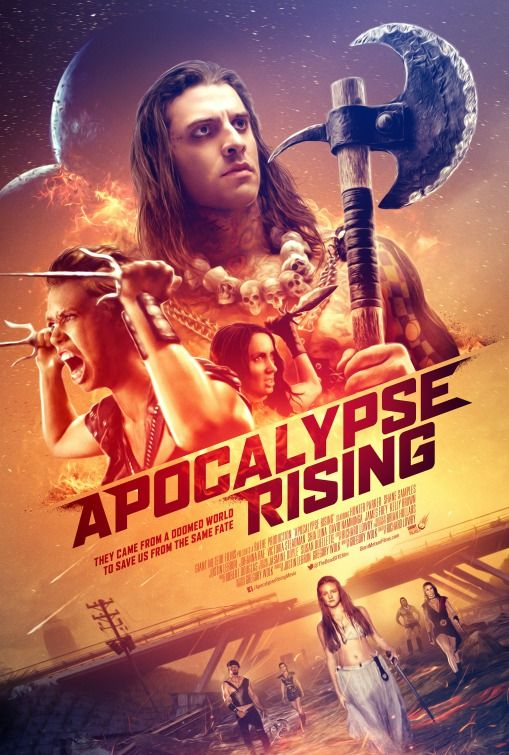 Download Film Apocalypse Rising 2018