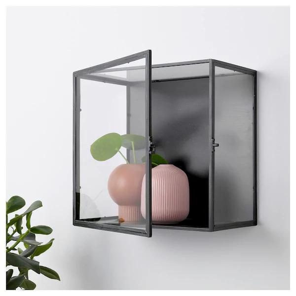 BARKHYTTAN Display box IKEA | Display boxes, Ikea, Acrylic