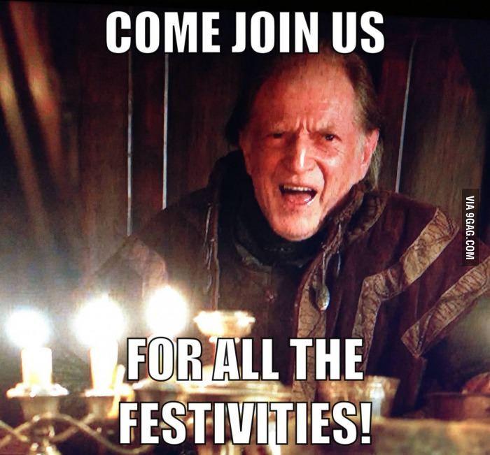 My New Party Invitations Funny Birthday Meme Game Of Thrones Birthday Got Memes
