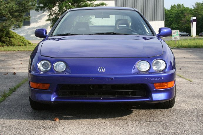 Supersonic Blue Pearl Acura Integra Gsr Products I Love Blue