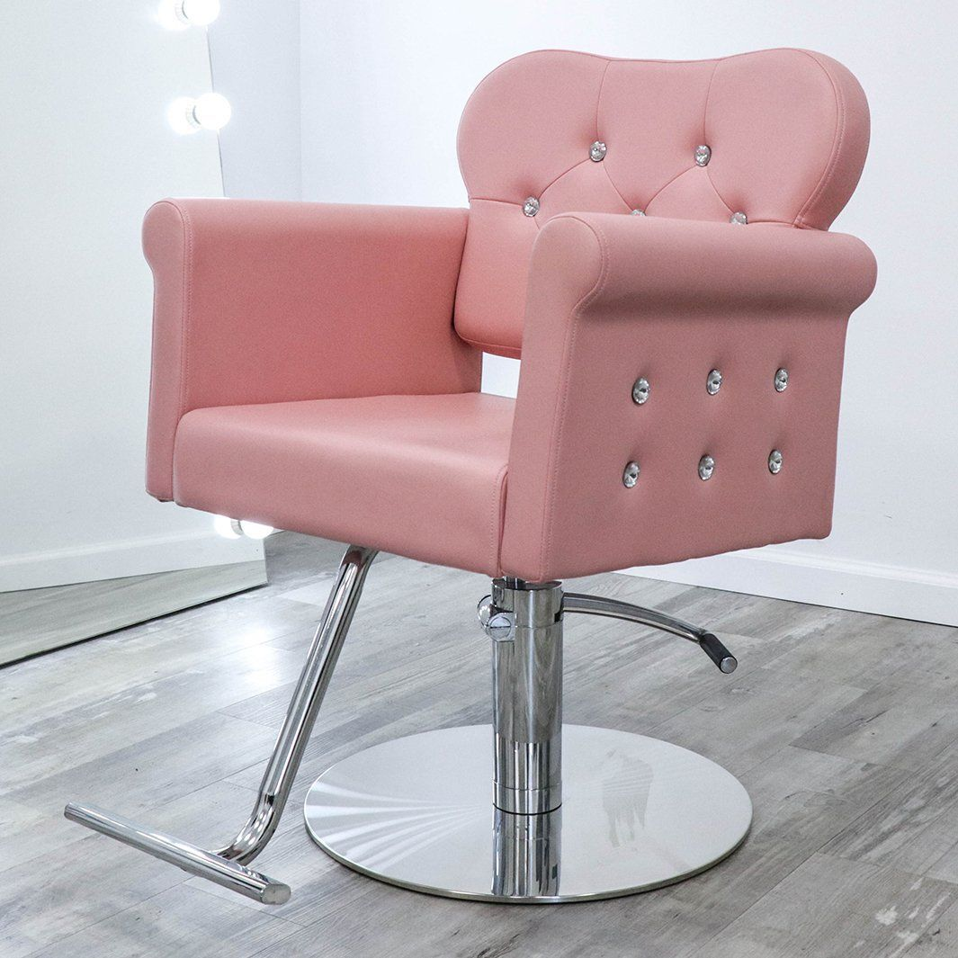 Glam II Salon Chair in 2020 Salon chairs, Salon chairs