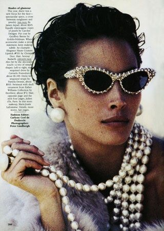 25 Years of Christy Turlington in Vogue