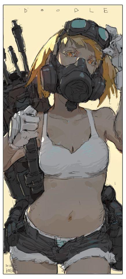 「masks」/「Krenz」の漫画 [pixiv]