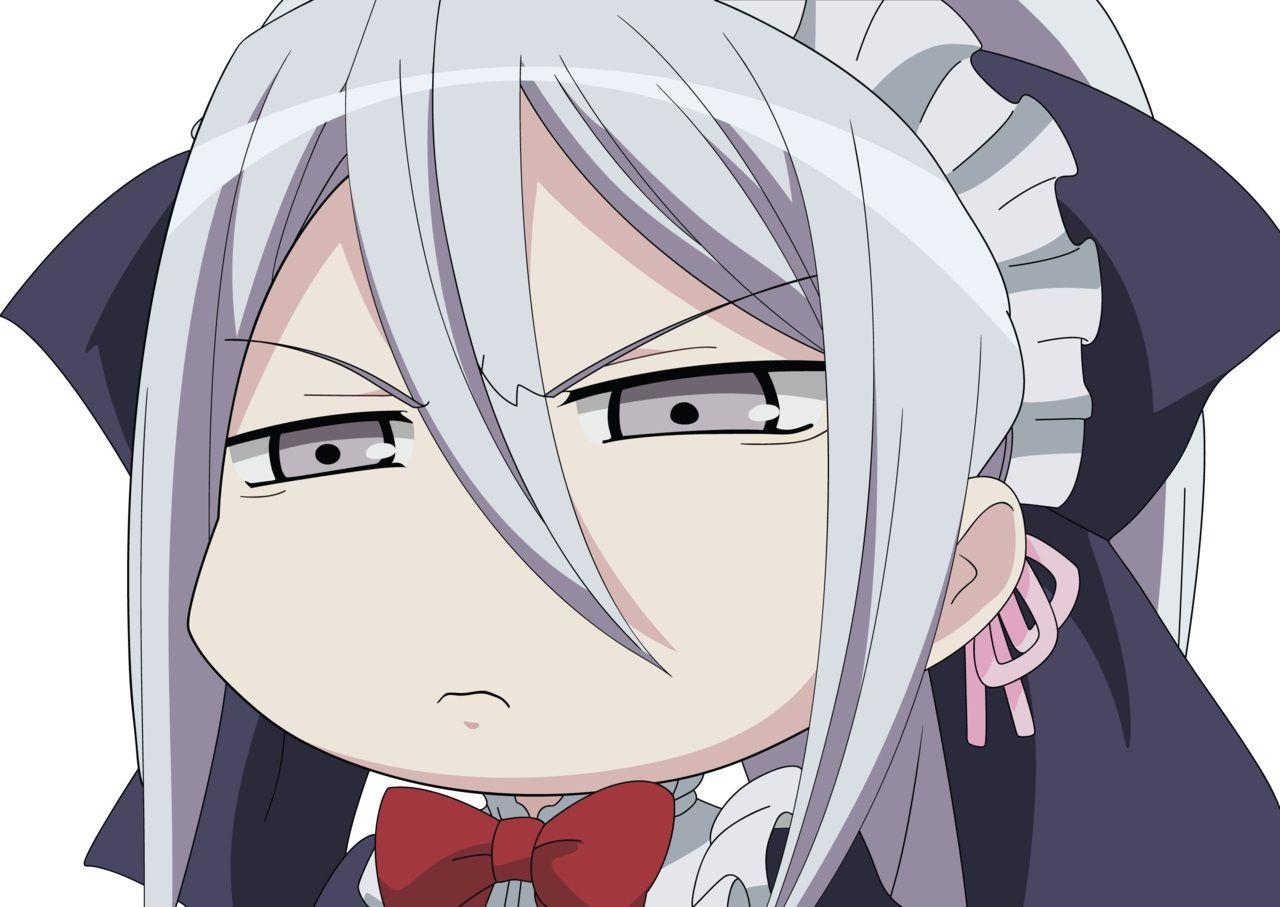 Fellichan Maid Koukaku no Regios Anime
