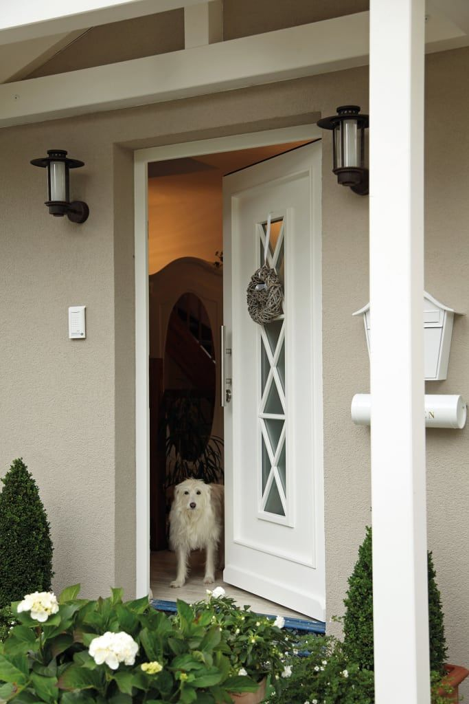 Wohnideen interior design einrichtungsideen bilder pinterest t r design die sch nsten - Fenster landhausstil ...