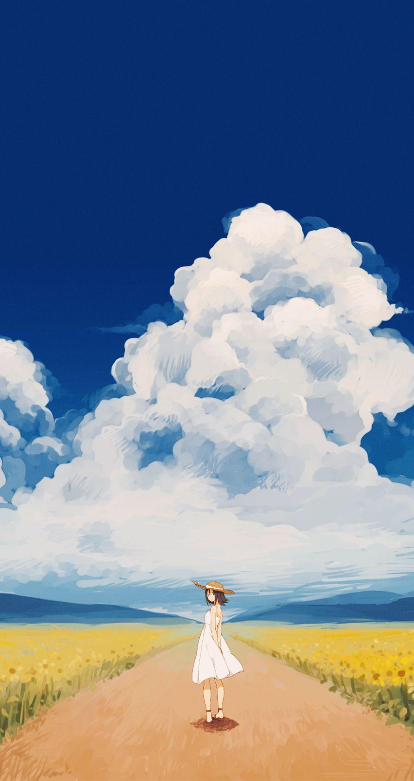 Tổng Hợp Những Hình Nền Anime Đẹp Nhất Cho Điện Thoại Hình Ảnh 8