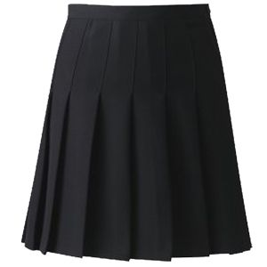 black pleated school skirt | Las Faldas que Mas Me Gustan 私が好き ...