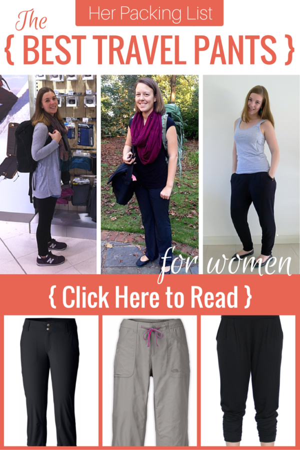 569dda30f6d We dive into discovering the best travel pants for women. The options are  varied