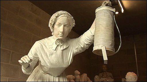 Effigy Of Florence Nightingale