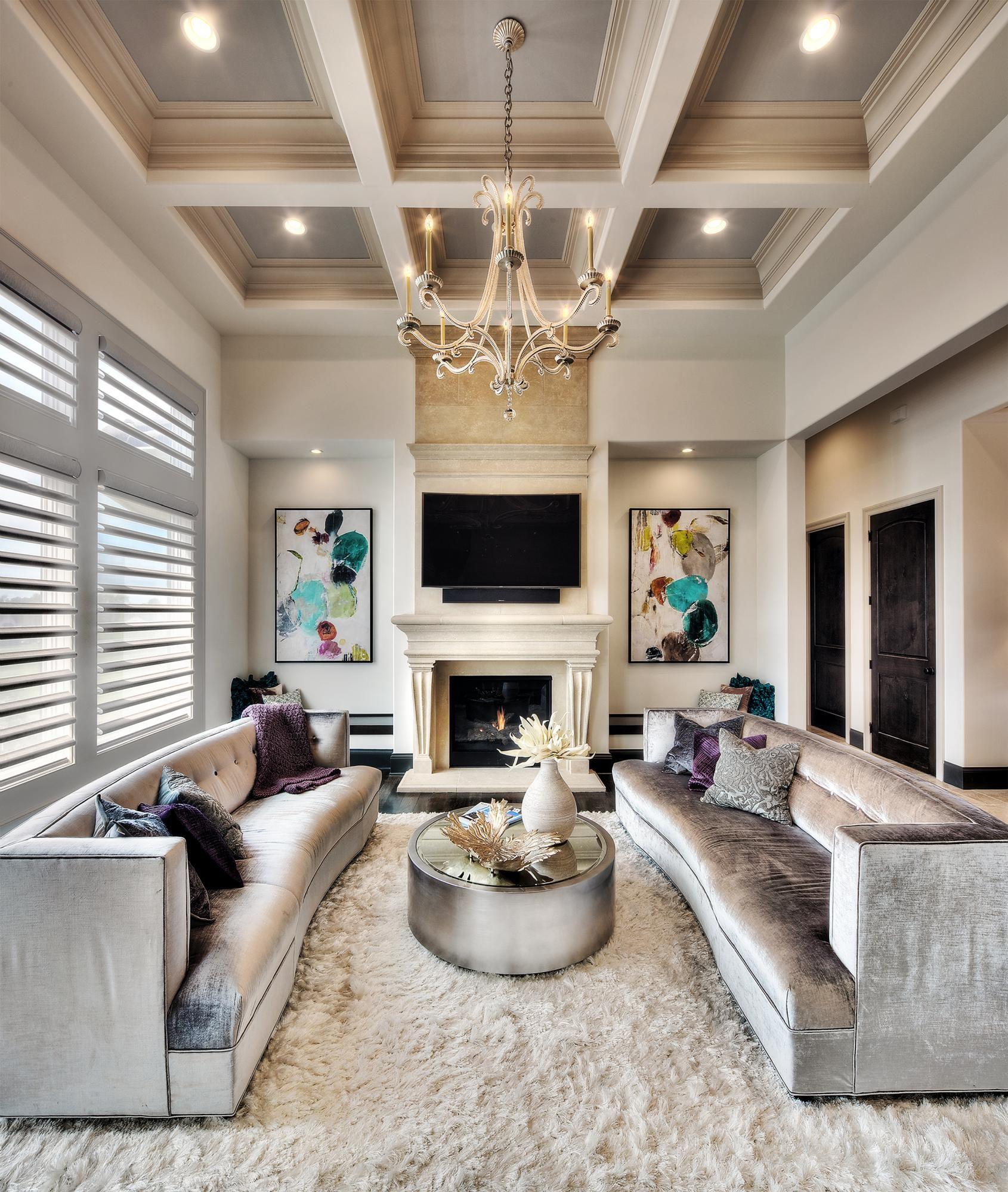 Hearthrooms Photo Gallery Custom Homes In Kansas City Ks Starr Homes Home Decor Cream Living Room Decor Home