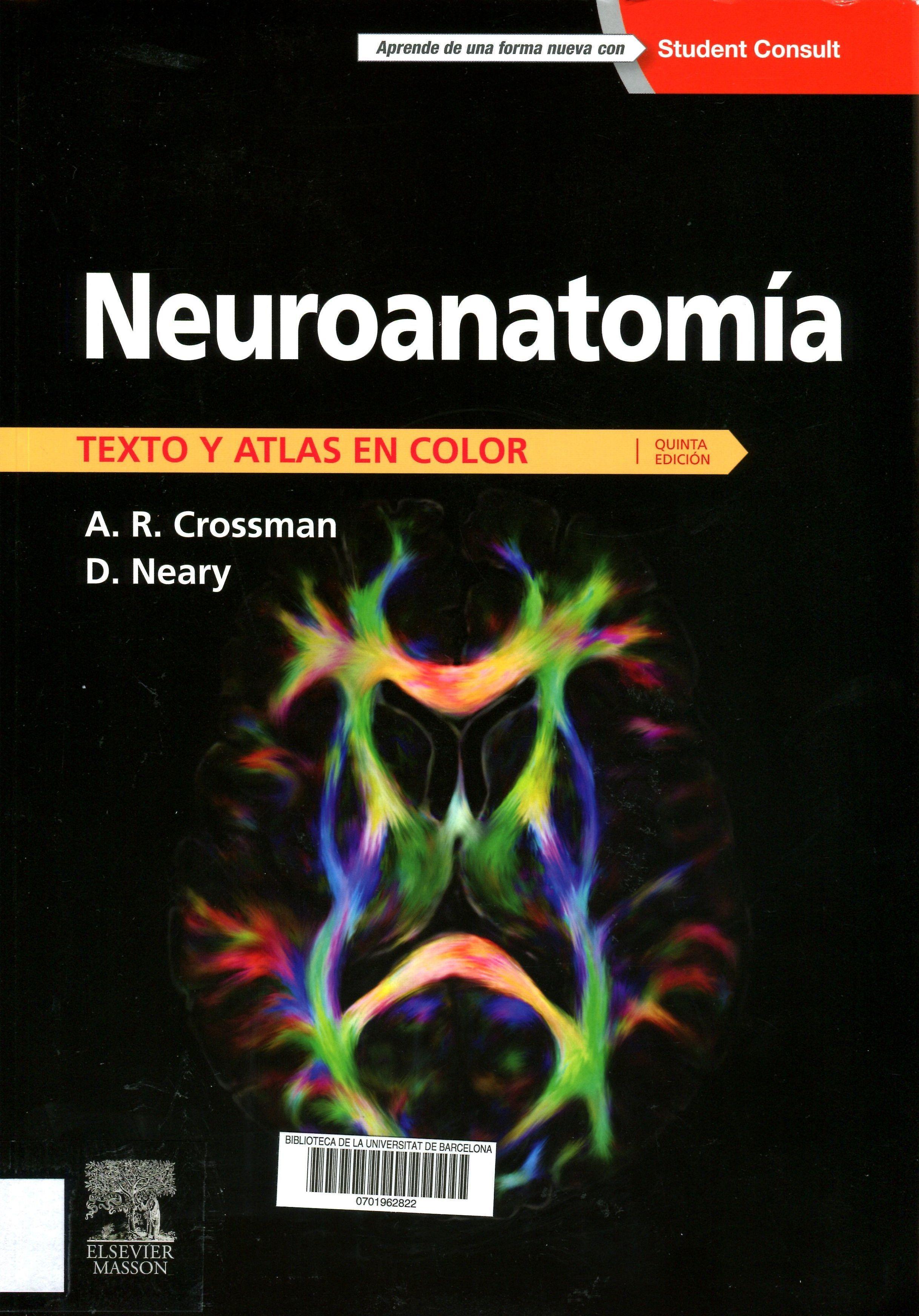 Neuroanatomia Texto Y Atlas En Color Quinta Edicion A R