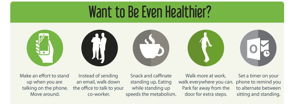 Health Benefits Of Standing Desk Vs Sitting Hostgarcia