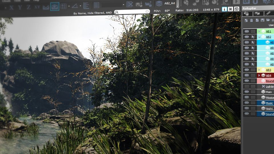 Crytek Is Offering Developers Its Vr Ready Game Engine For Free Game Engine Virtual Reality Videos Crysis Series