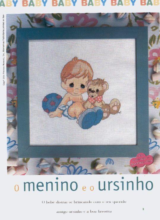 Gallery.ru / Фото #17 - Las Labores de Ana Baby 29 - anfisa1