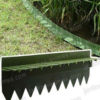 Bordurette pelouse flexible rebord arriere 6x50cm | Rebord ...