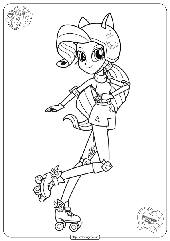 Mlp Friendship Games Equestria Girls In 2020 My Little Pony Coloring Equestria Girls Rainbow Dash Coloring Pages For Girls