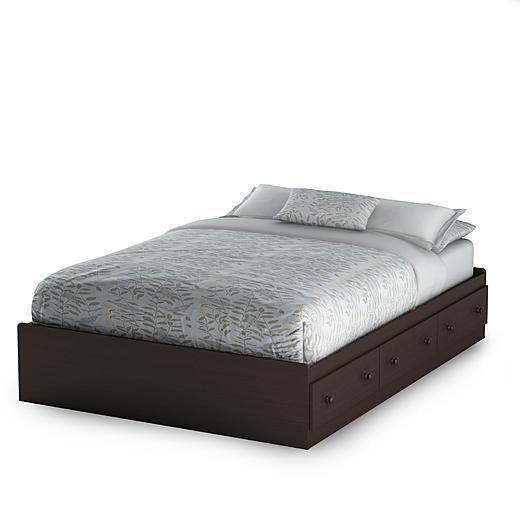 Kmart Com Platform Bed With Storage Full Platform Bed Bed Storage