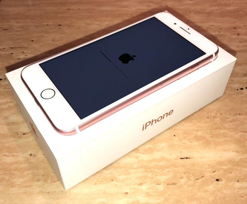 Apple iphone 7 plus nearmint 128gb rose gold