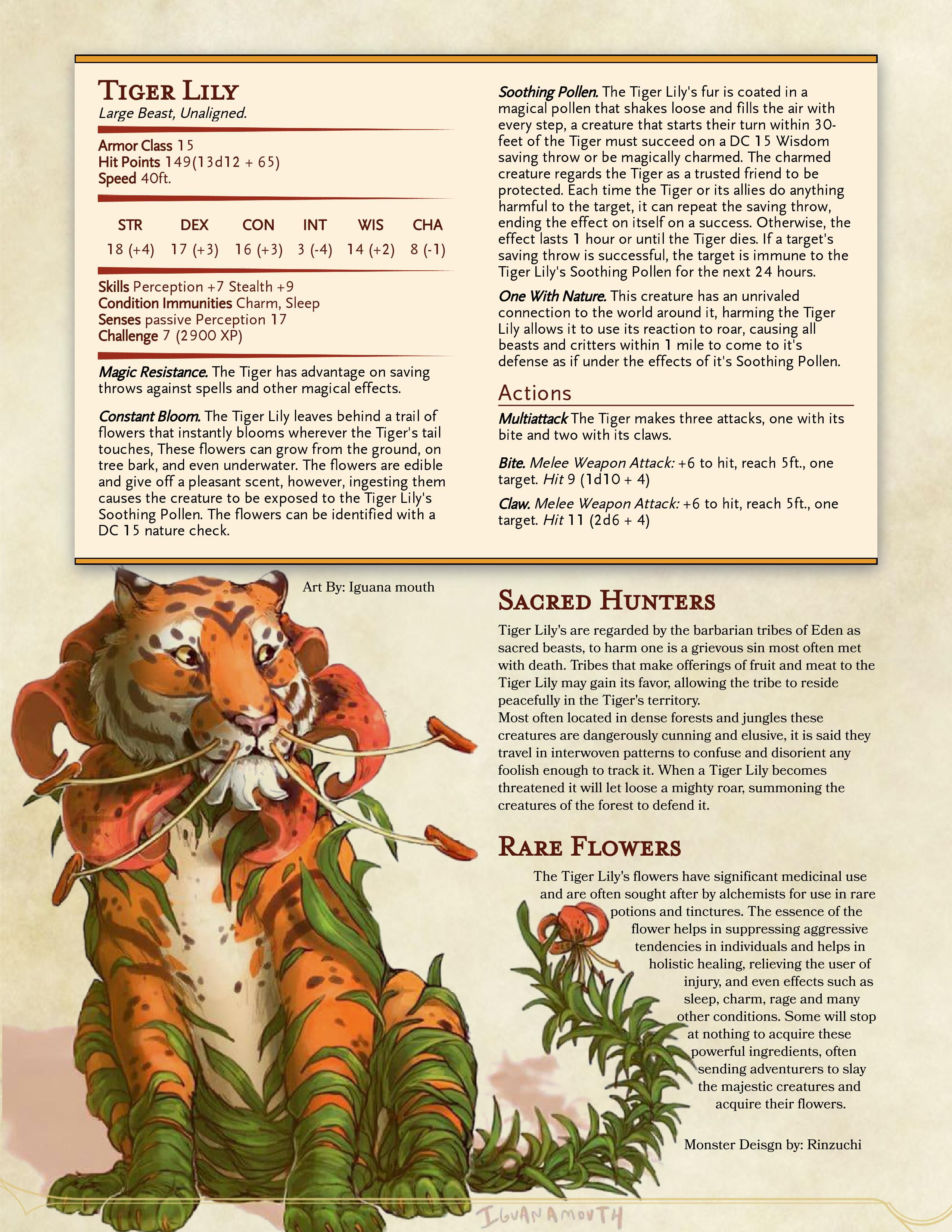 100 Best Forest Monsters Dnd Images In 2020 Dungeons And Dragons Homebrew Dnd Dnd Monsters