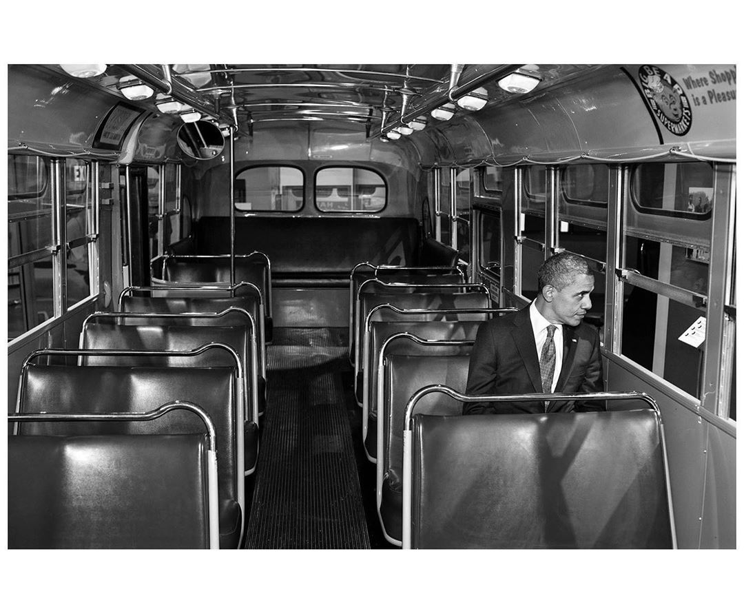 Pete Souza On Instagram In Honor Of Rosa Parks Day I Ve