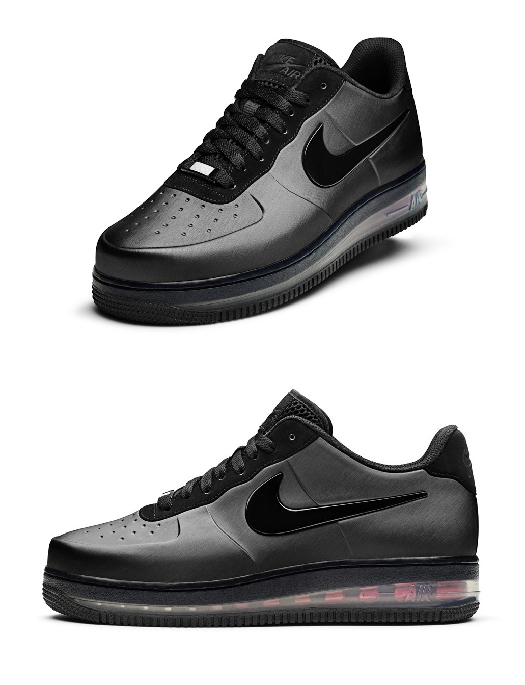 "Friday Force Max Foamposite ""black Nike 1 Air 54jLq3cAR"