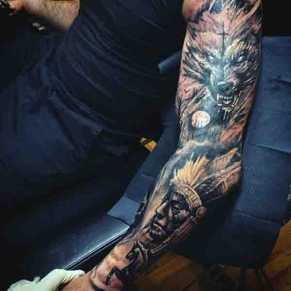Top 85 Moon Tattoo Ideas 2020 Inspiration Guide Moon Tattoo Tattoos For Guys Sleeve Tattoos For Women