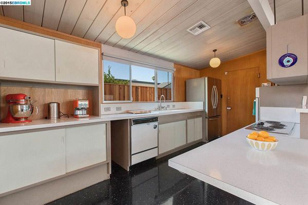 Eichler In Concord California Plastolux Mid Century Kitchensmid