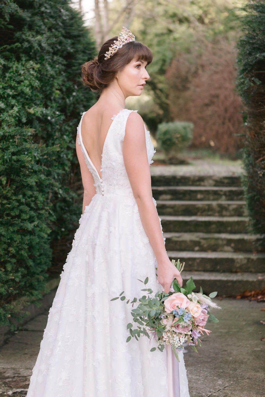 Azalea wedding dress by suzanne neville with