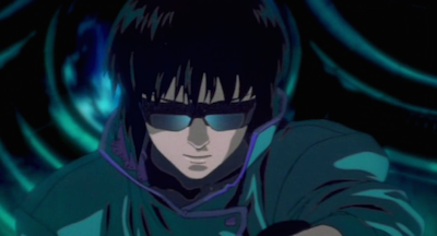 Ghost In The Shell Major Motoko Kusanagi Sunglasses Japanese Animated Movies Ghost In The Shell Best Japanese Anime