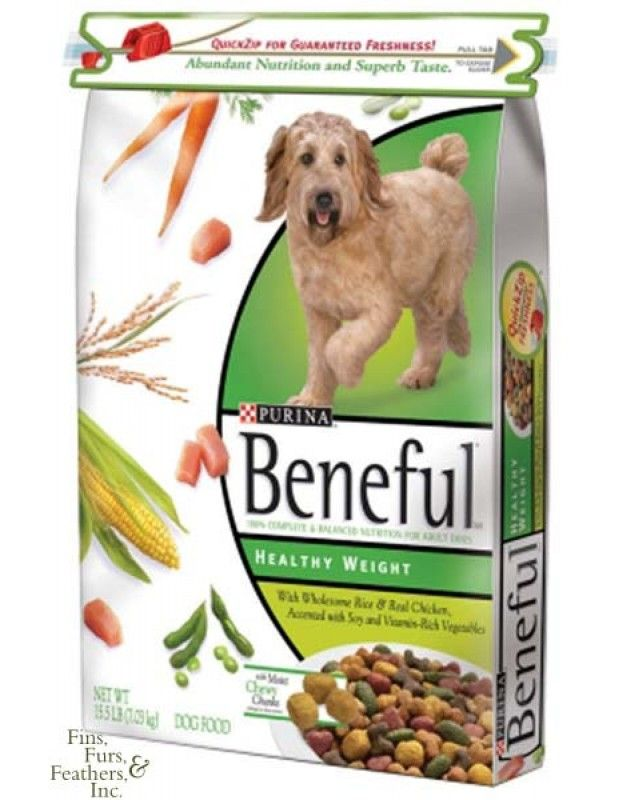 Purina Beneful Healthy Weight Formula Adult Dry Dog Food 15 5lb