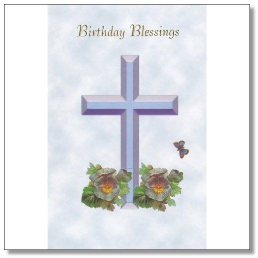 Assorted Religious Birthday Greeting Cards 30 Pack