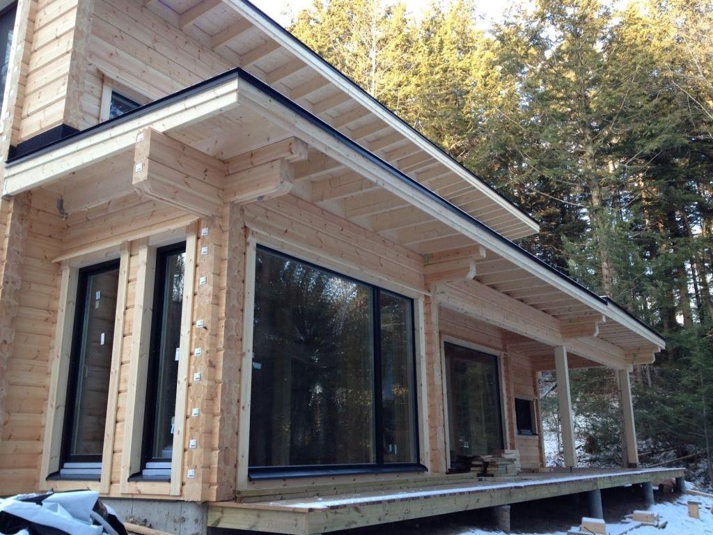 Design d\'intérieur de maison moderne:25 Maison En Bois Architecte ...