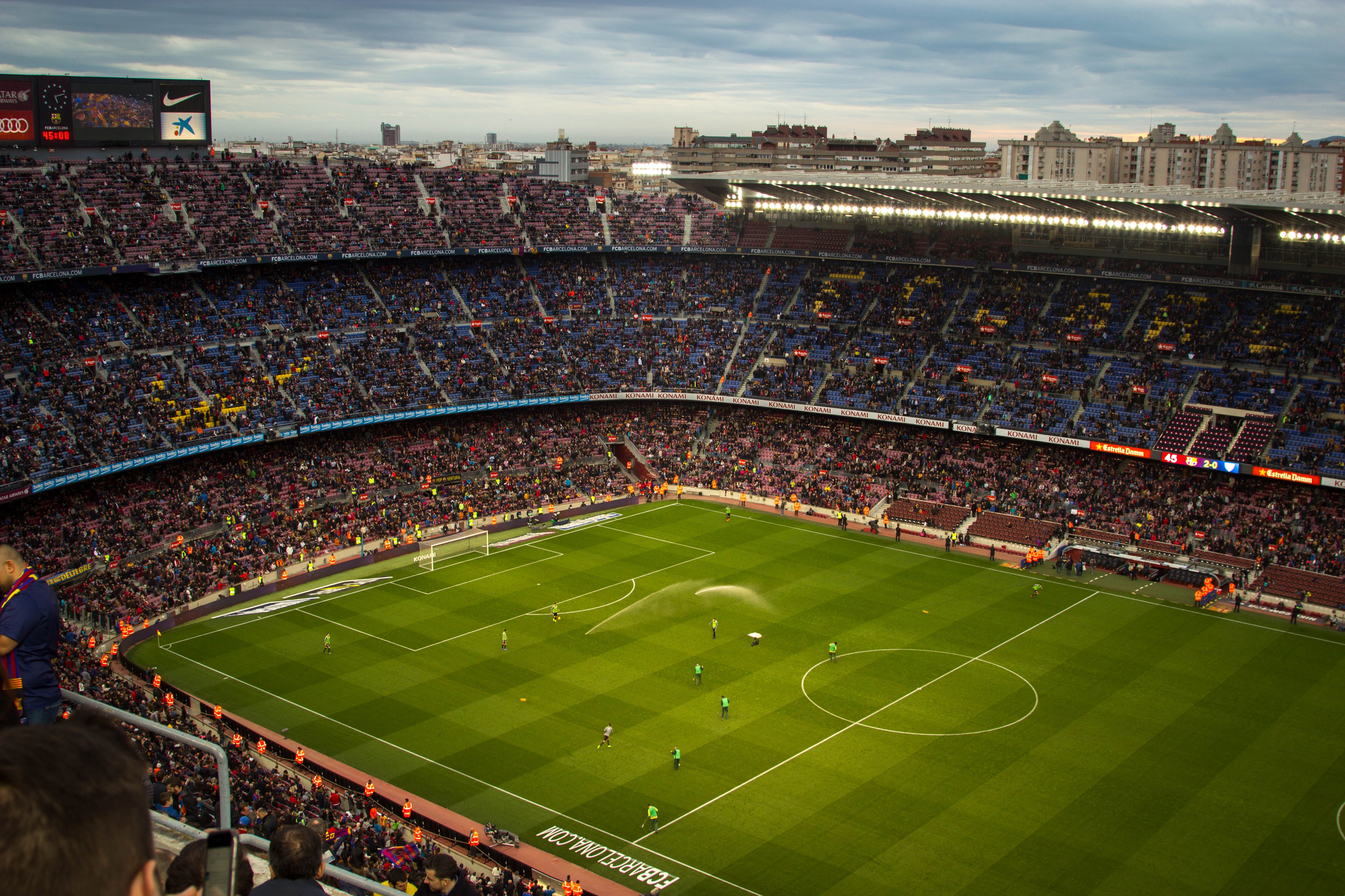 1e3a51727 Watch FC Barcelona Play at Camp Nou: A Visitor's Guide | Spain trip ...