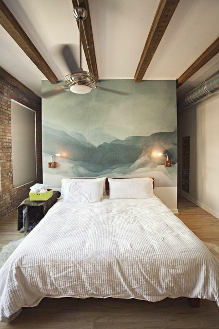 Schönes Bett Modell   Elegantes Schlafzimmer Gestalten