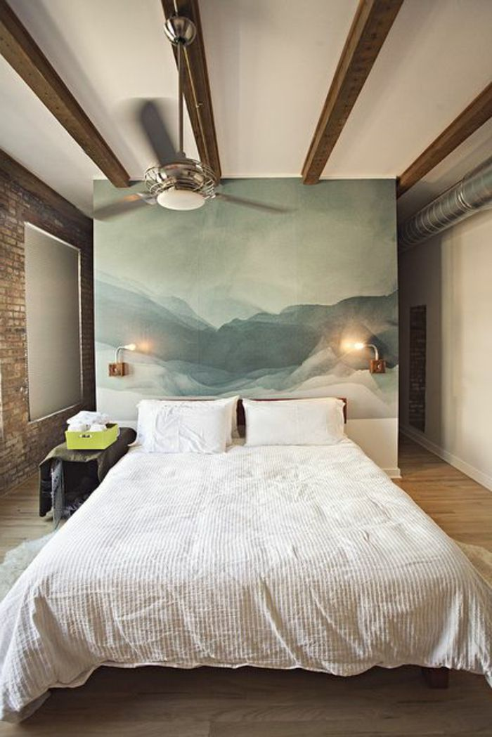 schönes bett modell - elegantes schlafzimmer gestalten | Bedroom ...
