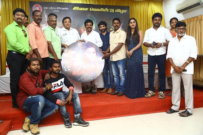 Snehan Speech At Gandhiyam Movie Audio Launch
