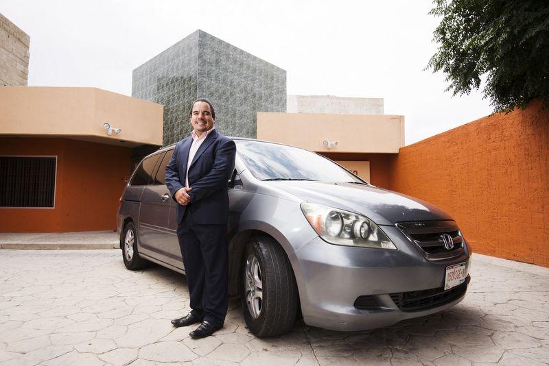 Osbaldo Nunez (Ozzy),Driver