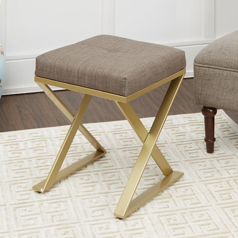 Thanos X Base Vanity Stool Dressing Table With Stool Vanity