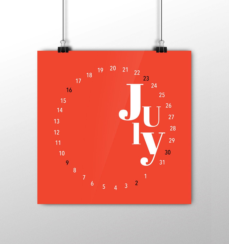55 Creative And Unique Calendar Designs Calendar Design Calendar Design Layout Calender Design