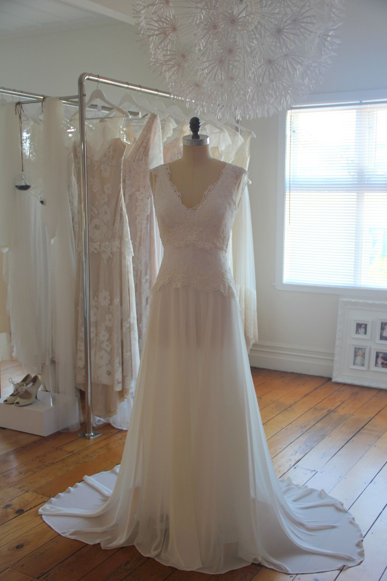 Johanna hehir jules we love this gorgeous gown that can come in