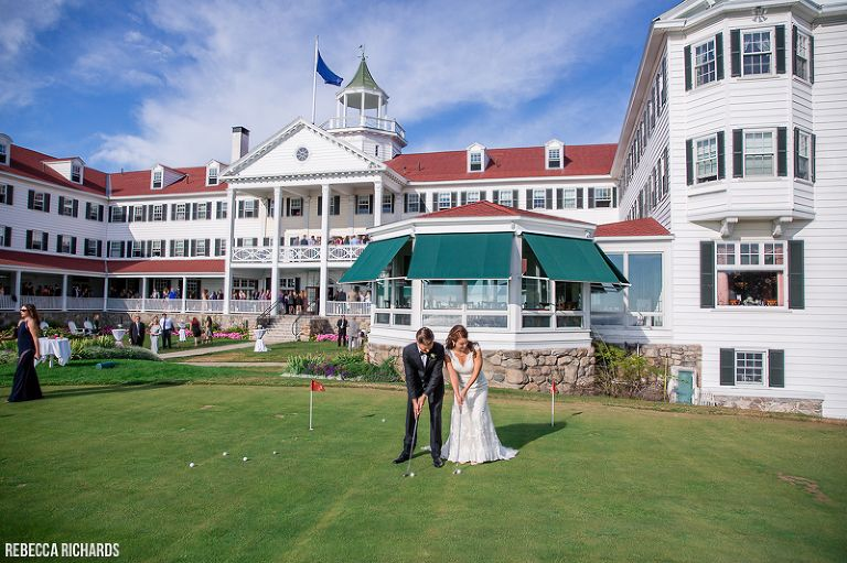 Colony Hotel Kennebunkport Maine Wedding Www Rebecca Richards