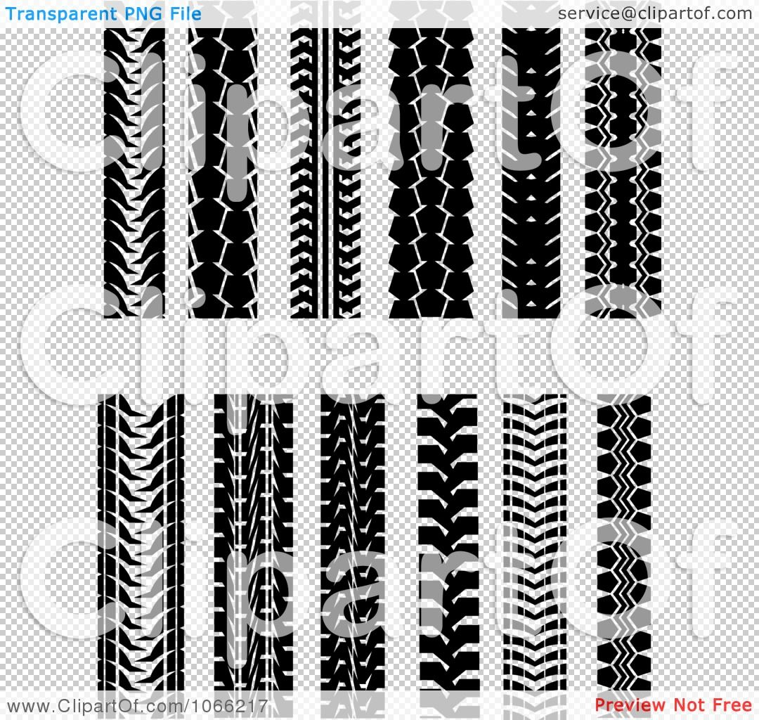 Clipart-Tire-Tread-Marks-4-Royalty-Free-Vector-Illustration ...