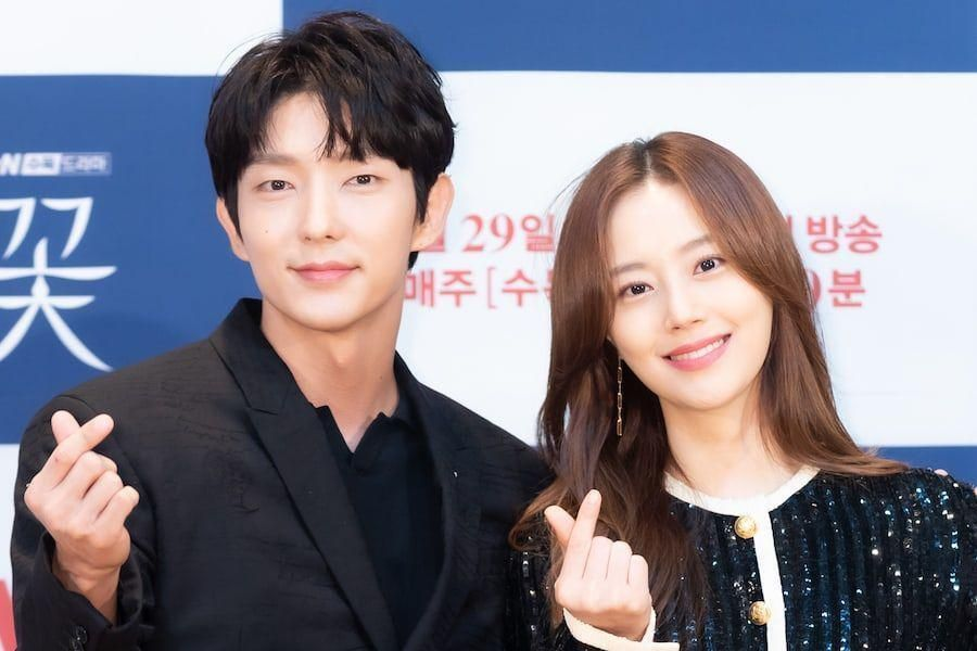 "Lee Joon Gi And Moon Chae Won Describe Reuniting For New Drama ""Flower Of Evil"" As ""A Dream Come True"" And ""Destiny"""