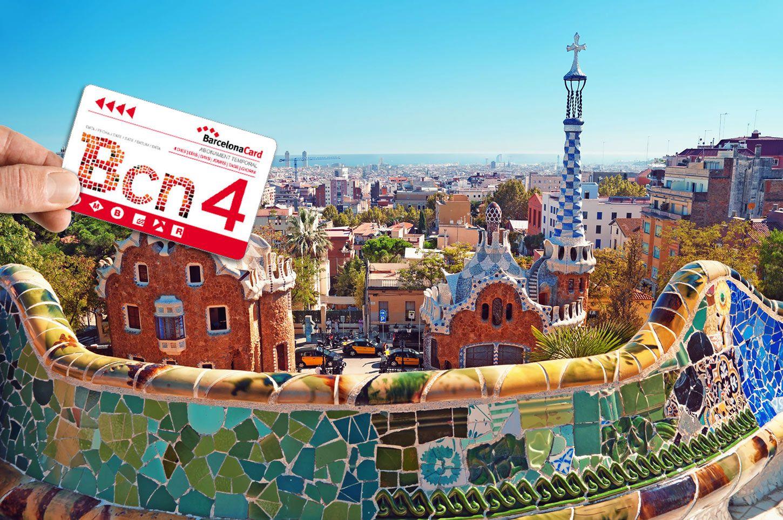 La Carte Pass Visiter Barcelone Donne Un Accs Illimit Aux Transports En Commun Ainsi Que Des