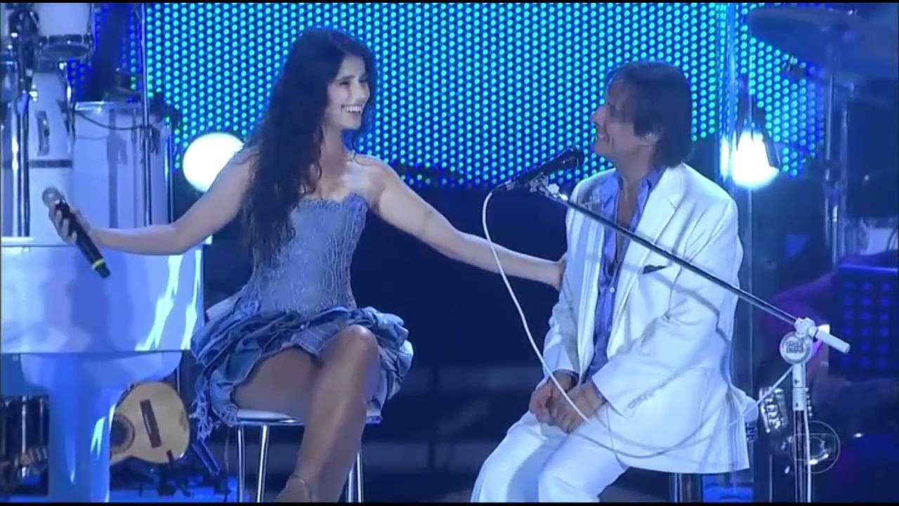 Roberto Carlos & Paula Fernandes no Especial da TV Globo 2011