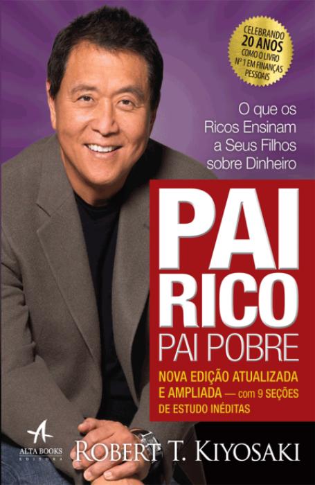 6 Licoes Que O Livro Pai Rico Pai Pobre Nos Ensina Sobre Dinheiro Pai Rico Pai Pobre Livros De Empreendedorismo Robert Kiyosaki