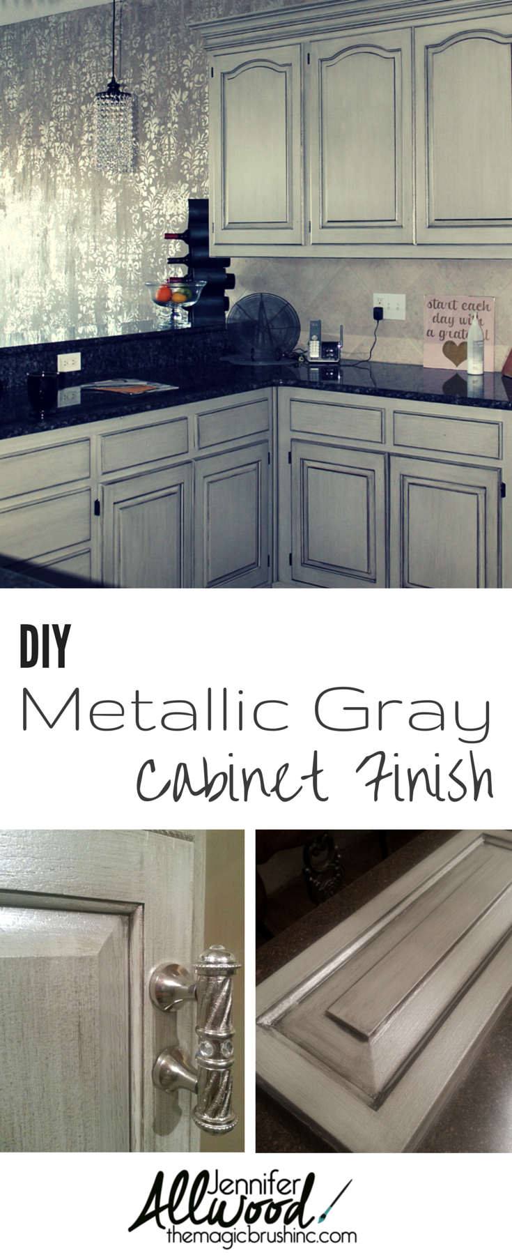 Cabinets And Garage Doors The Magic Brush Inc Glazed Kitchen Cabinets Home Home Remodeling