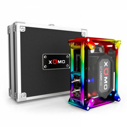 Xomo Gt Laser 255s 150w Box Mod Box Mods 150w Laser Lights