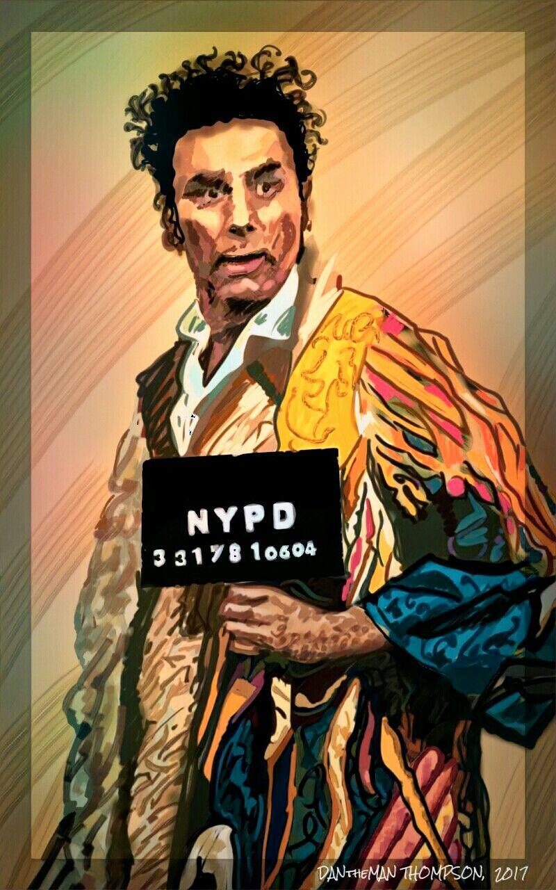 Spen Art By Dantheman607 Seinfeld Cosmo Kramer The Assman